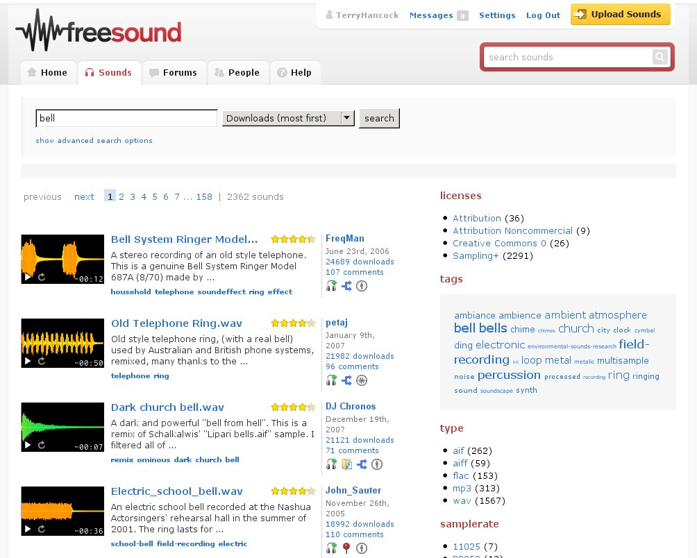 Creative Commons and FreeSound org Phase Out Sampling