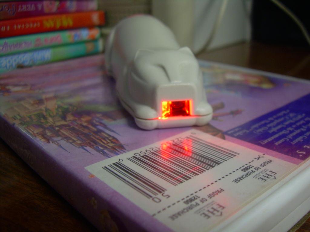 barcode reader library
