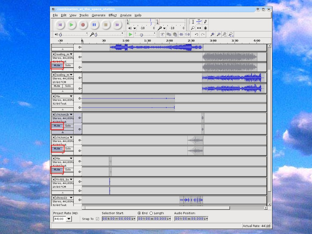 Extracting and Using a Recorded Sound Effect with VLC and