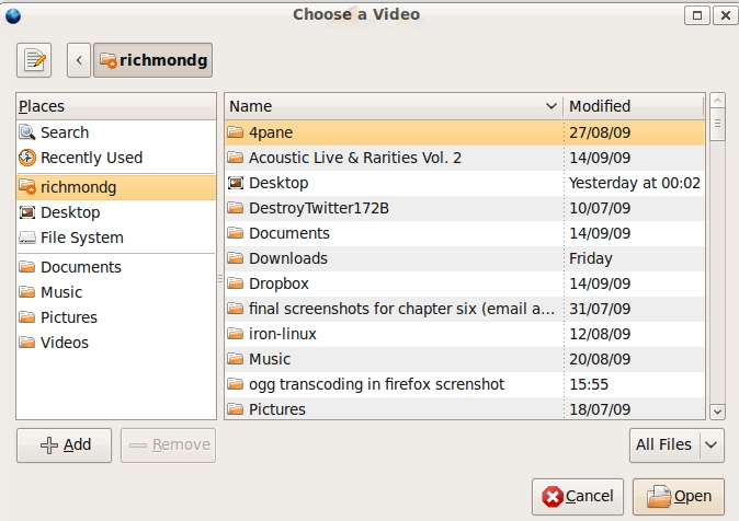 Firefogg: Transcoding videos to open web standards with Mozilla Firefox