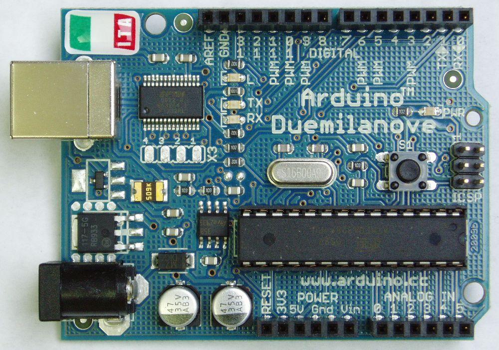 Hobby Robotics with Free Software: Part 2 - Arduino