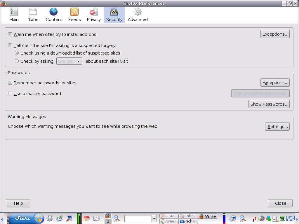How to fix broken Firefox extensions