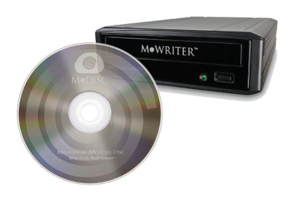 Lasting Digital Archives: Millenniata's New Archival DVD