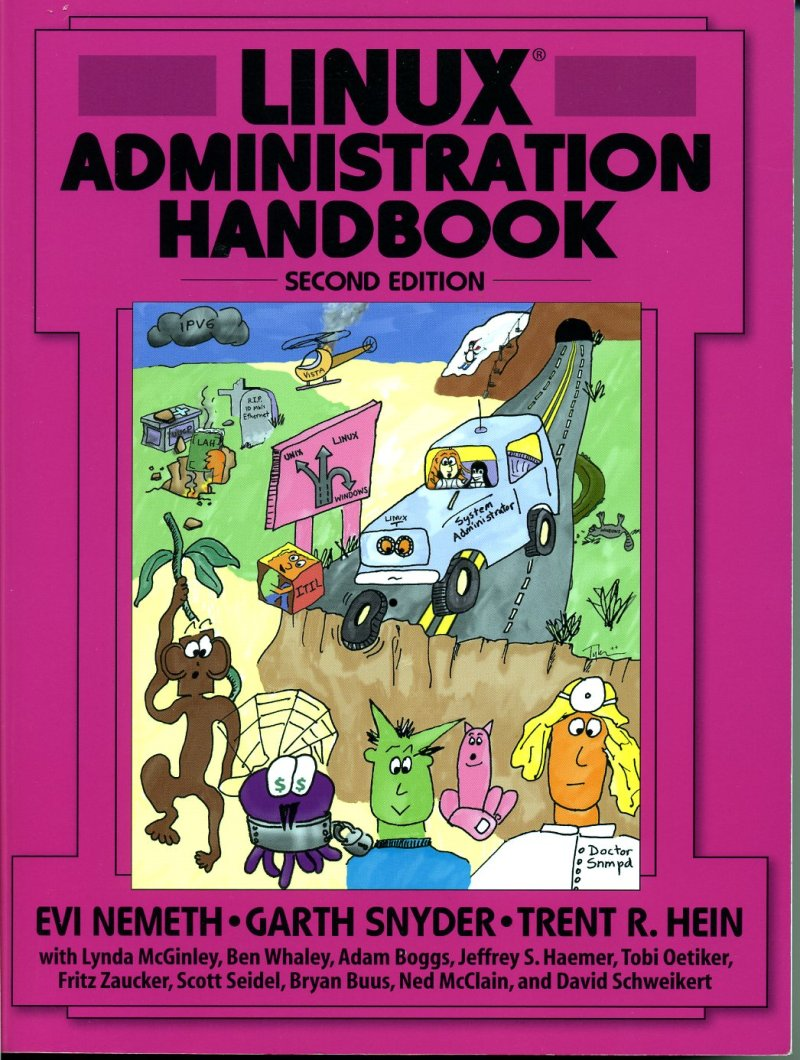 unix and linux system administration handbook 5th edition review