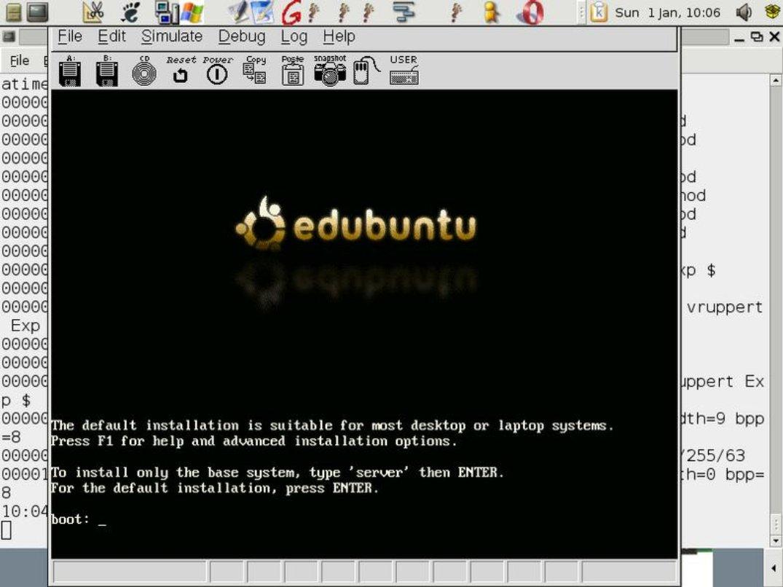 edubuntu ltsp terminal server