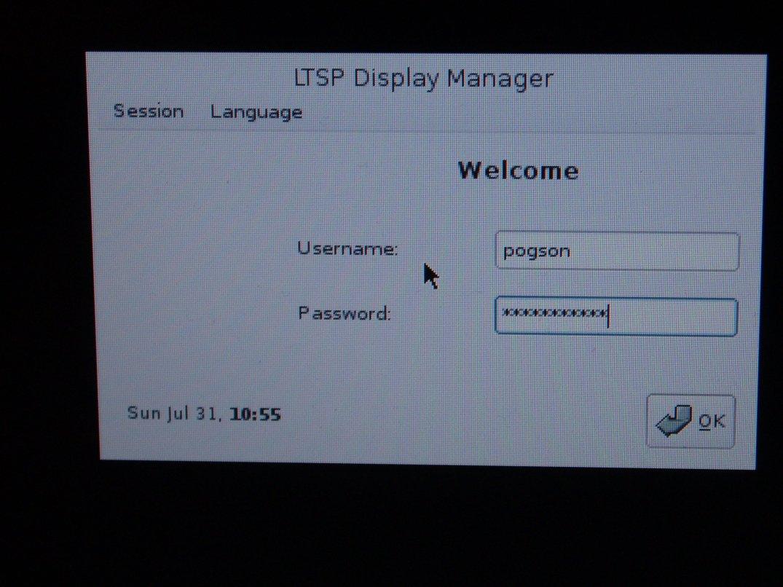 Edubuntu, Linux Terminal Server and thin clients