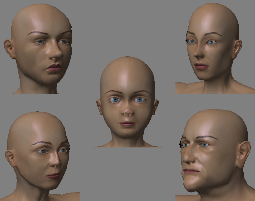 Realistic Character Modeling Blender : Making realistic characters for blender with makehuman